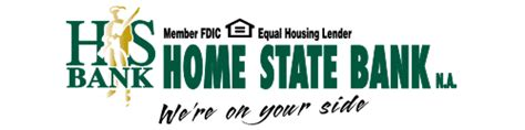 home state bank offers financial assistance loans to small