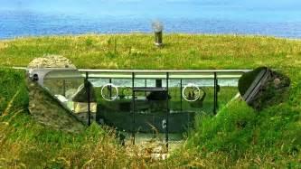 Fascinating underground homes hillside houses youtube