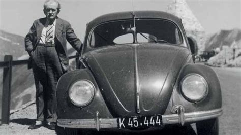 ferdinand porsche beetle vw beetle cabriolet 1 287km deki orijinallik