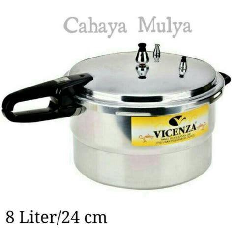 Panci Presto 24cm panci presto pressure cooker vicenza kapasitas 8 liter