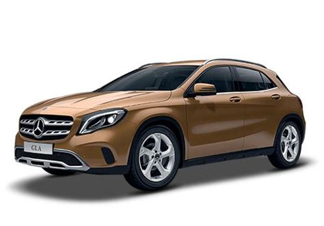 mercedes cars india mercedes gla class colours 2018 in india cardekho