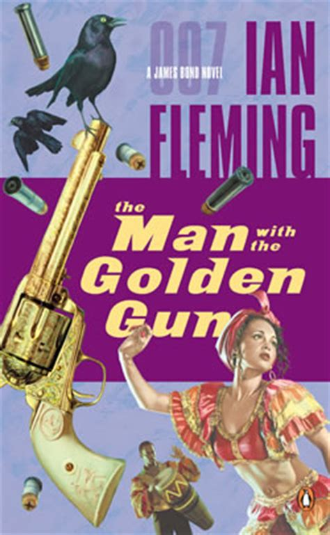 the pistol books the with the golden gun the bond books by ian