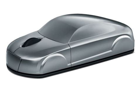 Mouse Wireless Audi audi launches car shaped computer mouse indiatimes