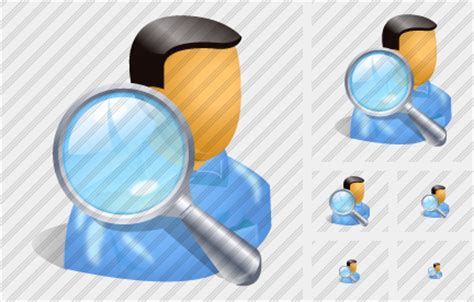 Free Username Lookup User Search Icon Realistic Professional Stock Icon And Free Sets Awicons