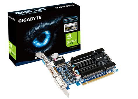 Vga Nvidia Vga Nvidia G Gt 610 2gb Gddr3 Comprar Precios