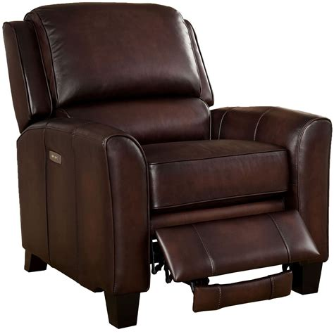 Oxford Recliner by Oxford Brown Leather Power Recliner C9926prc3863ls Amax