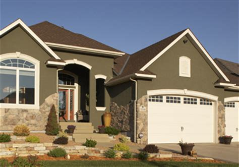 white house custom color exterior paint colors brown roof apartments