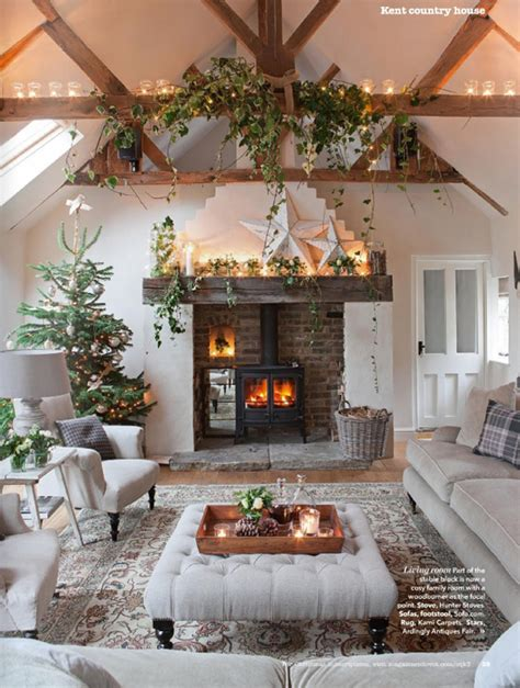 beautifully decorated living rooms would love to spend a christmas day in this beautifully