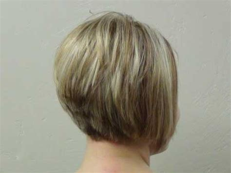 short stacked haircuts for fine hair that show front and back 15 short stacked haircuts short hairstyles 2017 2018