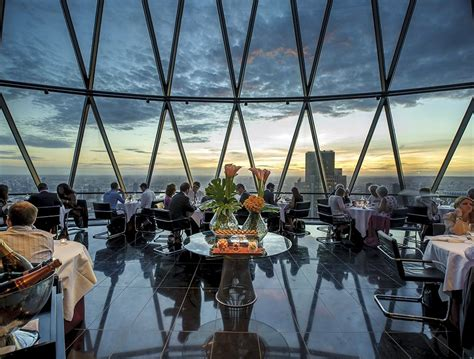 bar at the top of the gherkin pure venuessearcy s at the gherkin