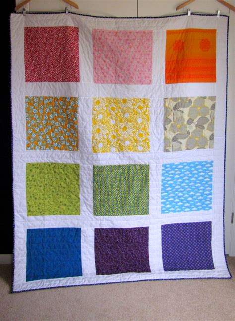 Basic Block Quilt by Looking For Something Search Patterns And