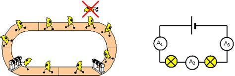 resistors in series and parallel animation parallel circuit gif images