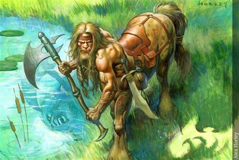 Caracteristicas De Seres Fantasticos | seres mitologicos terrestres parte 2 taringa
