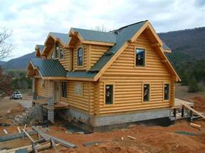 log home builders avalon luxury log homes the log home neighborhood