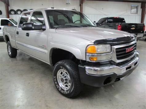 how does a cars engine work 2005 gmc envoy xl on board diagnostic system sell used 2005 gmc sierra 2500hd 4x4 duramax diesel needs work repo mechanic special in