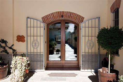porte d ingresso con vetro porte d ingresso in legno mazzini serramenti