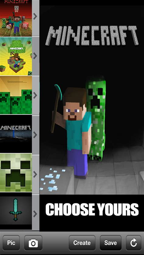 wallpaper craft app for iphone app shopper wallpapers for minecraft for iphone