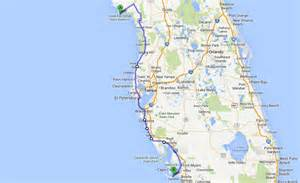 cedar key florida map sanibel island and the seahorse cottages every a