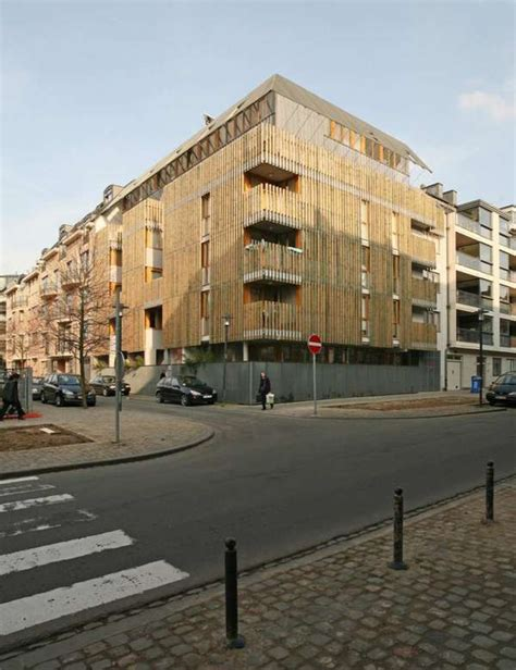 appartments in brussels socially savvy houses social housing in brussels