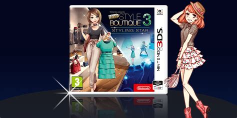 style boutique n direct nintendo presents new style boutique 3