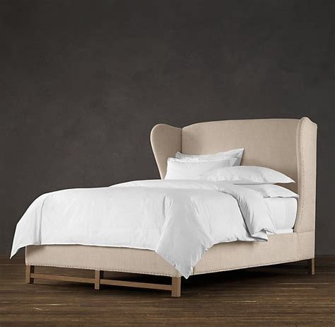 headboards restoration hardware 1000 images about headboard bed on pinterest nail head