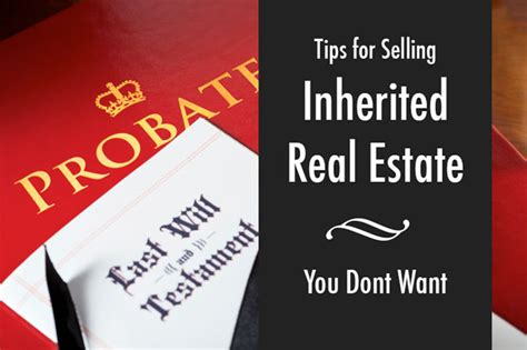 want to sell house i want to sell a home i inherited what should i do needtosellmyhousefast com