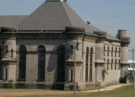 Mansfield Prison Haunted House by Prisons In Ohio