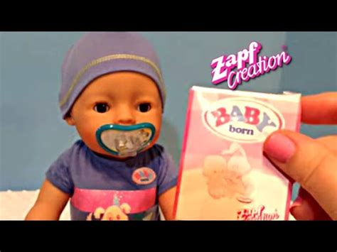 annabelle doll unboxing zapf creations baby born boy doll unboxing