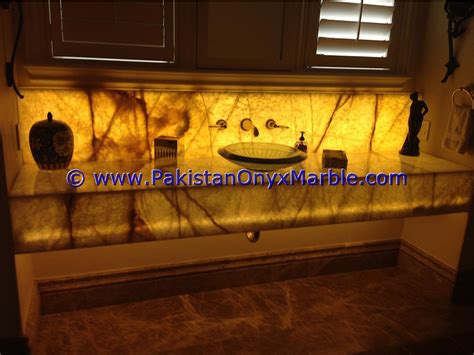 onyx bathroom vanity tops backlit bathroom onyx washroom backlit onyx sinks backlit
