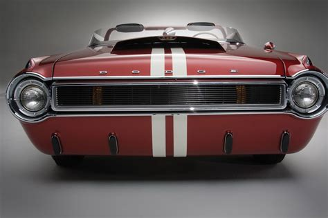 64 dodge charger for sale 64 dodge charger concept heads to auction tv
