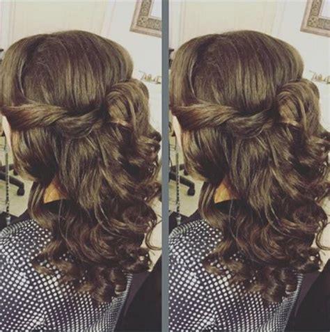 half up half down hairstyles medium length hair with braid half up half down styles for medium hair popular haircuts