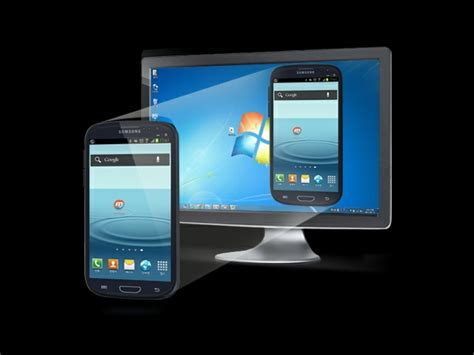 android remote access via pc the pc tool