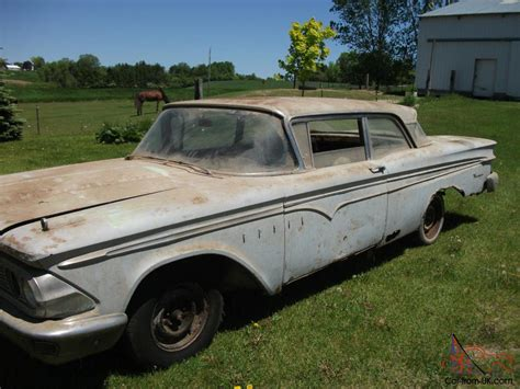 Edsel Ford Car For Sale by Ford Edsel For Sale Ebay