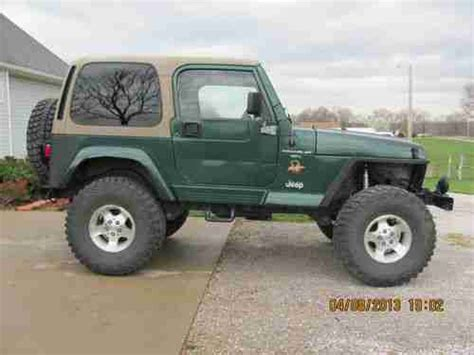 Lifted 2000 Jeep Find Used 2000 Lifted Jeep Wrangler In Nevada