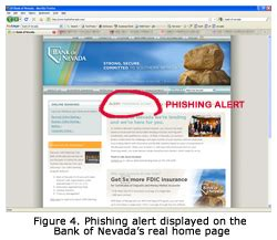 phishers hit the bank of nevada trendlabs security