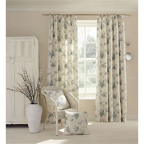 floral duck egg curtains home of style rose floral duck egg curtains 66x72in at