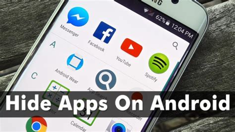 android hide apps how to hide apps on android methods freemium world