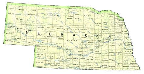 usa map nebraska map of east usa new calendar template site