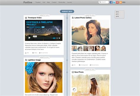 wordpress theme grid layout 21 best wordpress blog templates free premium themes