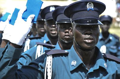 south sudan police united nations photo south sudan graduates first batch of