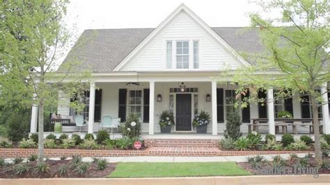 Southern Living House Plans 2012 | southern living one story house plans modern style home