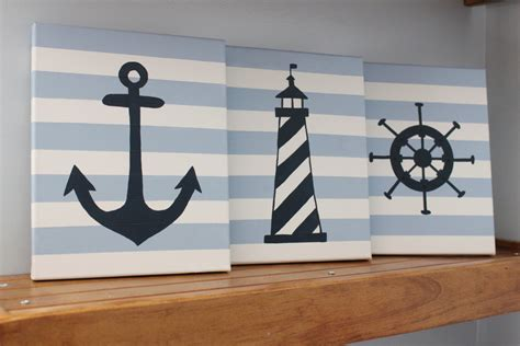 Unavailable Listing On Etsy Nautical Nursery Wall Decor