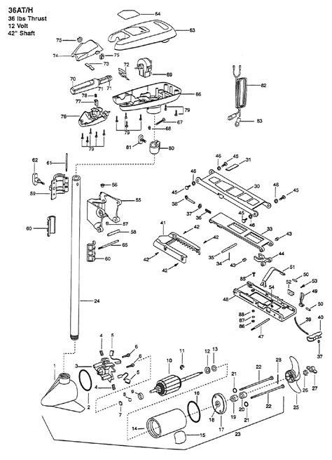 minn kota all terrain wiring diagram 28 images minn