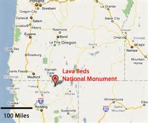 map california oregon border