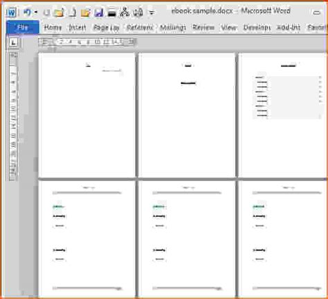 booklet template for word word booklet template diy tutorial free printable