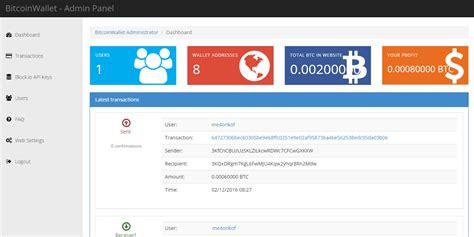 bitcoin script bitcoin online c 252 zdan scripti bitcoinwallet php script