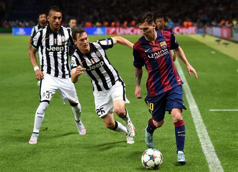 barcelona juventus lionel messi photos juventus v fc barcelona uefa