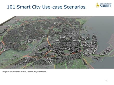 smart city use cases smart city studies and development notes books large scale data analytics for smart cities and related