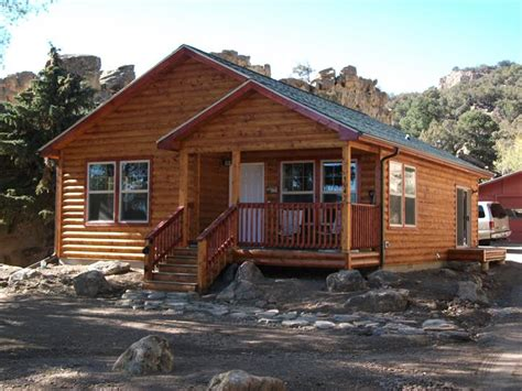Manufactured Log Cabin Homes by Prices Of Log Cabin Modular Homes Modern Modular Home