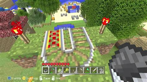 Minecraft Theme Park Xbox 360 | my minecraft theme park xbox 360 supahginge youtube
